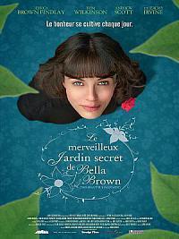 affiche sortie dvd le merveilleux jardin secret de bella brown