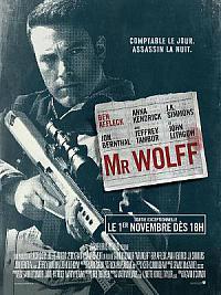 affiche sortie dvd mr. wolff