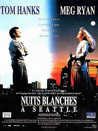affiche sortie dvd nuits blanches a seattle