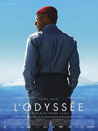 affiche sortie dvd l'odyssee