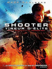 affiche sortie dvd shooter tireur d'elite