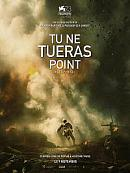sortie Dvd Blu-ray Tu ne tueras point