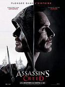 affiche sortie dvd Assassin's Creed
