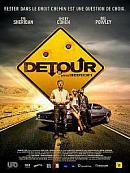 affiche sortie dvd detour