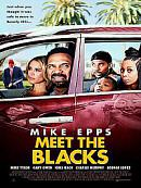 affiche sortie dvd la famille black a beverly hills