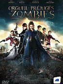 affiche sortie dvd orgueil et prejuges et zombies