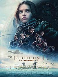affiche sortie dvd rogue one - a star wars story