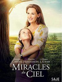 affiche sortie dvd miracles du ciel