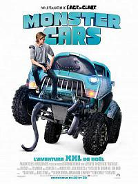 affiche sortie dvd monster cars