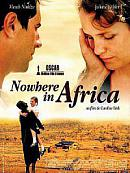 affiche sortie dvd Nowhere in Africa