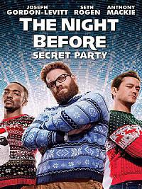 affiche sortie dvd the night before
