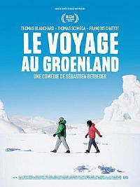 affiche sortie dvd le voyage au groenland