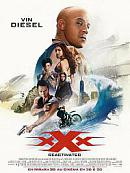 affiche sortie dvd xxx : reactivated