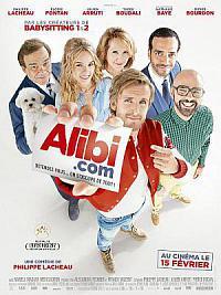 affiche sortie dvd alibi.com