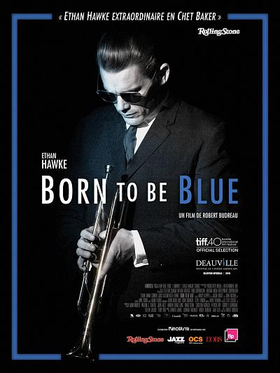sortie vod, dvd et blu-ray Born To Be Blue