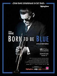 affiche sortie dvd born to be blue