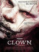 affiche sortie dvd clown