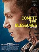 sortie Dvd Compte tes blessures