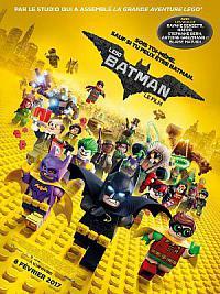 affiche sortie dvd lego batman, le film