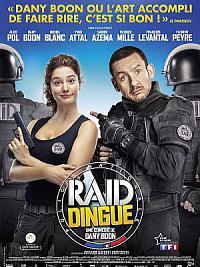 affiche sortie dvd raid dingue