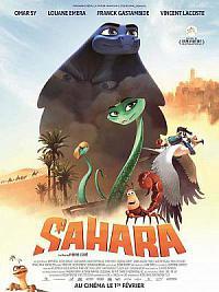 affiche sortie dvd sahara
