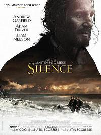 affiche sortie dvd silence