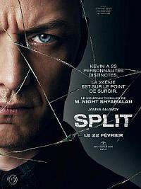 affiche sortie dvd split