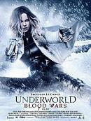 affiche sortie dvd underworld 5 - blood wars