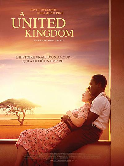 sortie vod, dvd A United Kingdom