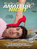 affiche sortie dvd amateur night