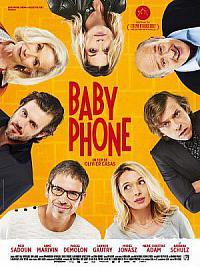 affiche sortie dvd baby phone