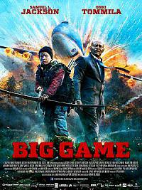 affiche sortie dvd Big Game