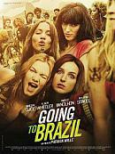 affiche sortie dvd going to brazil