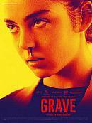affiche sortie dvd grave