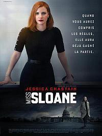 affiche sortie dvd miss sloane