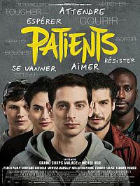 affiche sortie dvd patients