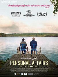 affiche sortie dvd personal affairs
