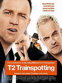 affiche sortie dvd t2 trainspotting