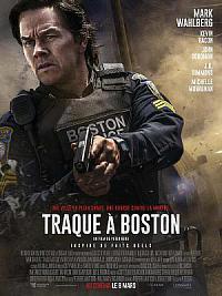 affiche sortie dvd traque a boston
