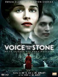 affiche sortie dvd Voice From the Stone