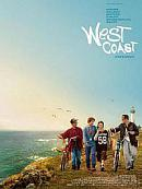 affiche sortie dvd West Coast