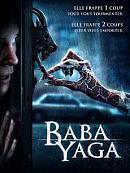 affiche sortie dvd baba yaga