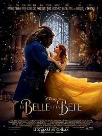 affiche sortie dvd la belle et la bete