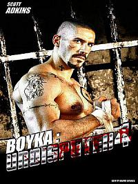 affiche sortie dvd un seul deviendra invincible - boyka