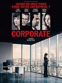 affiche sortie dvd corporate