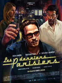 affiche sortie dvd les derniers parisiens