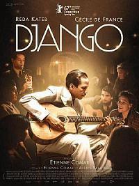 affiche sortie dvd django