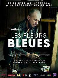 affiche sortie dvd les fleurs bleues