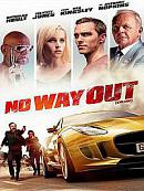 affiche sortie dvd No Way Out