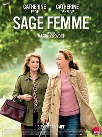 affiche sortie dvd sage femme